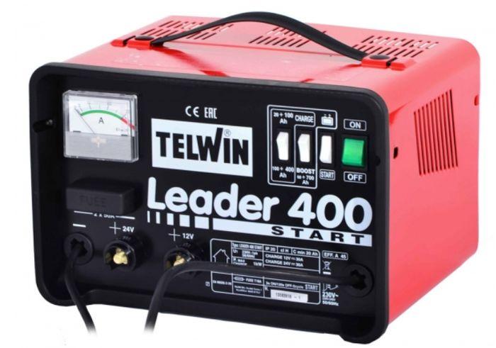 Telwin Leader 400 Start recenzia