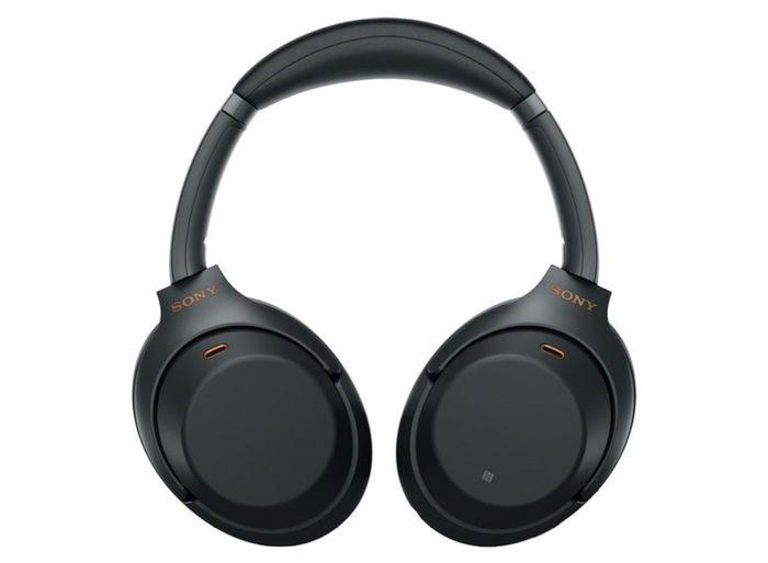Bezdrôtové slúchadlá cez hlavu Sony WH-1000XM3