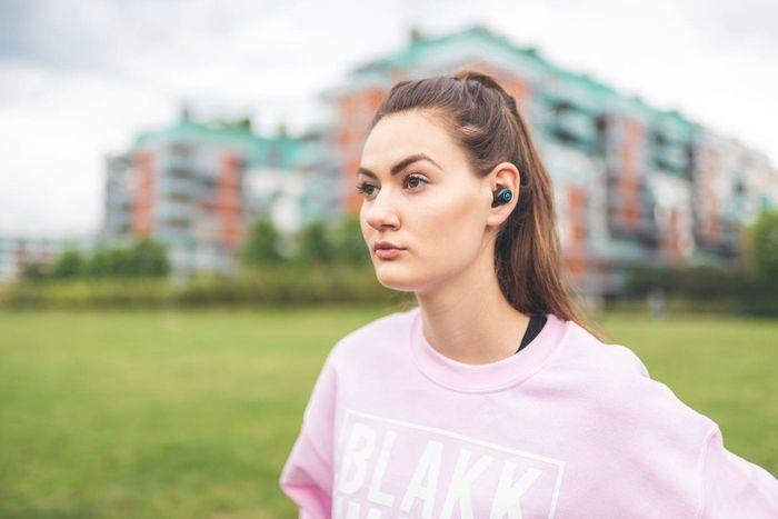 Bezdrôtové slpchadla do uší na prehrávanie hudby Lamax Dots 1