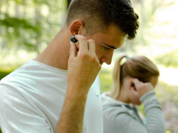 Bezdrôtové slúchadlá do uší Lamax Dots 1