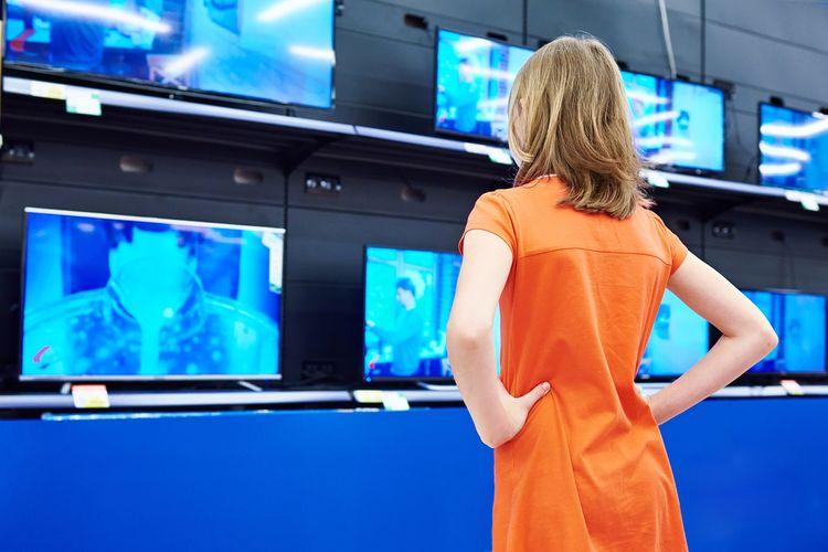 Rozlíšenie televízora je jedným z dôležitých parametrov výberu