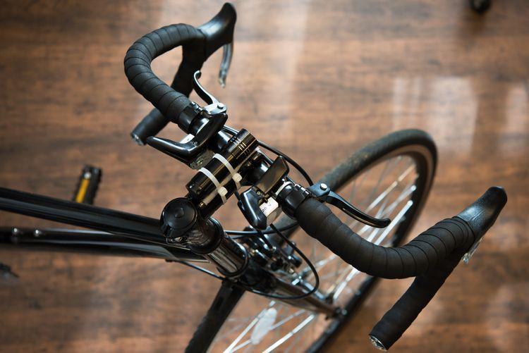 Brzdy cestného bicykla