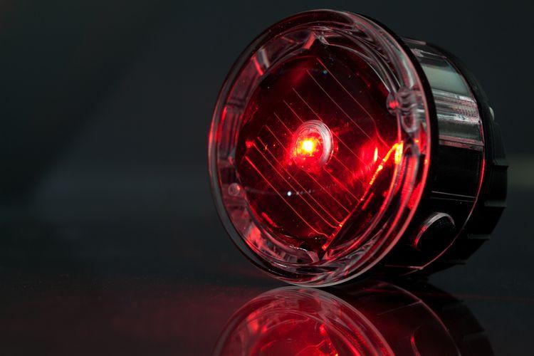LED svetlo na bicykel