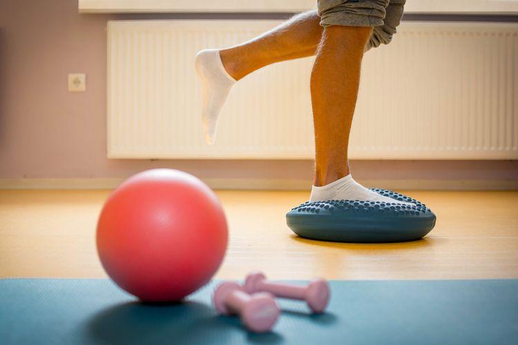 Najlepšia balančná podložka na sedenie aj cviky. Recenzie pomôžu s výberom