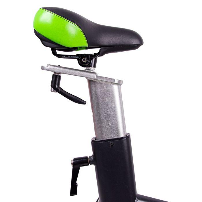 Nastaviteľné sedadlo cyklotrenažéra inSPORTline Airin