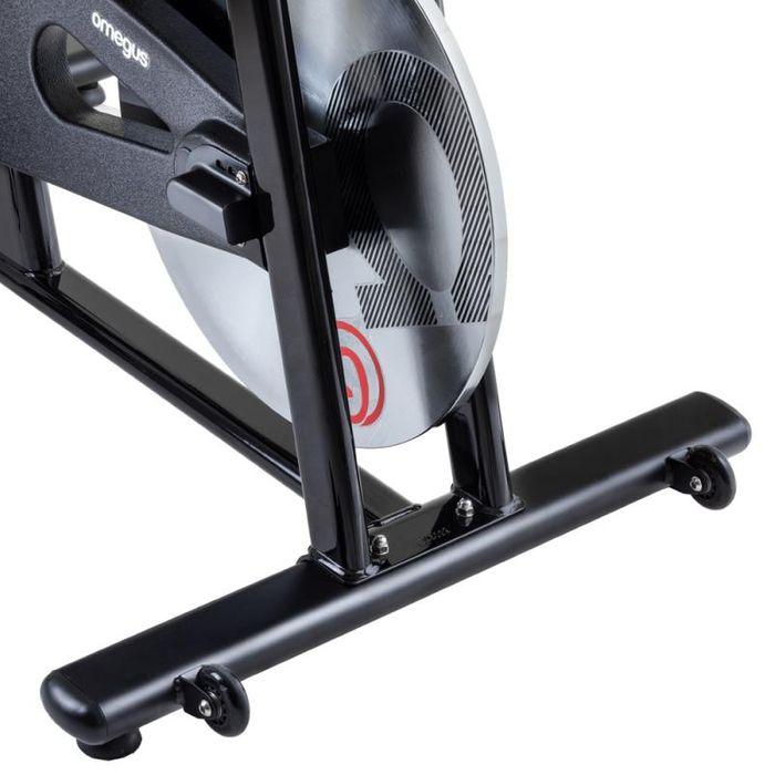 Záťažové koleso cyklotrenažéra inSPORTline Omegus