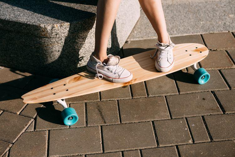 Longboard - kolieska