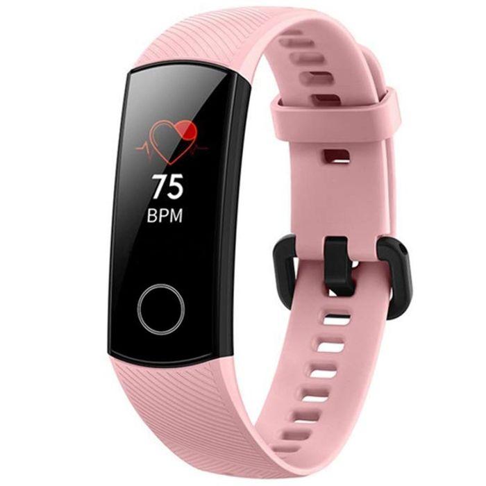 Meranie srdcovej frekvencie pomocou fitness náramku Honor Band 4