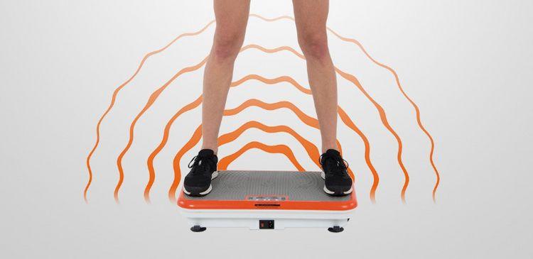Vibračná plošina Gymbit Vibroshaper – recenzia a skúsenosti