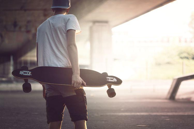 Pri výbere longboardu je rozhodujúca aj dĺžka dosky