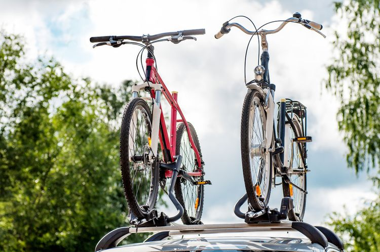 Nosič bicyklov na strechu