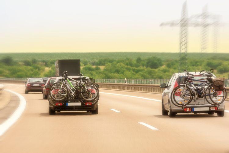 Ťažné nosiče bicyklov