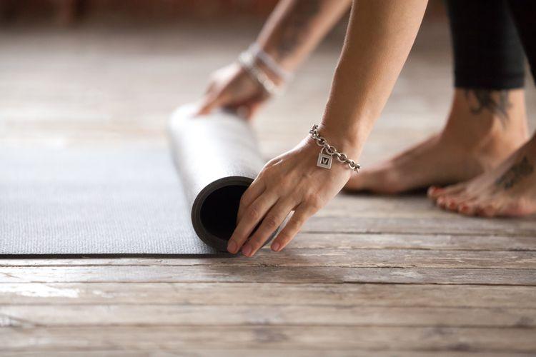 Výhody fitness podložky