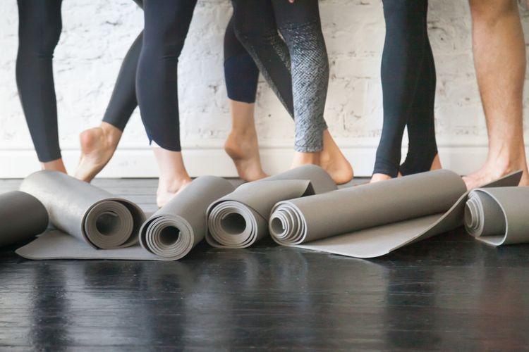Ako vybrať podložku na cvičenie?