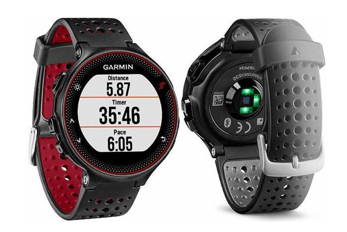 Športové hodinky Garmin Forerunner 235 Optic s optickým senzorom
