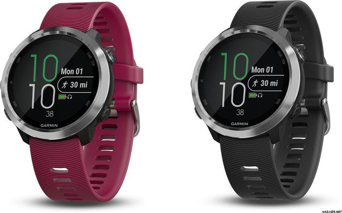 Športové hodinky Garmin Forerunner 645 a mechanickým ovládaním