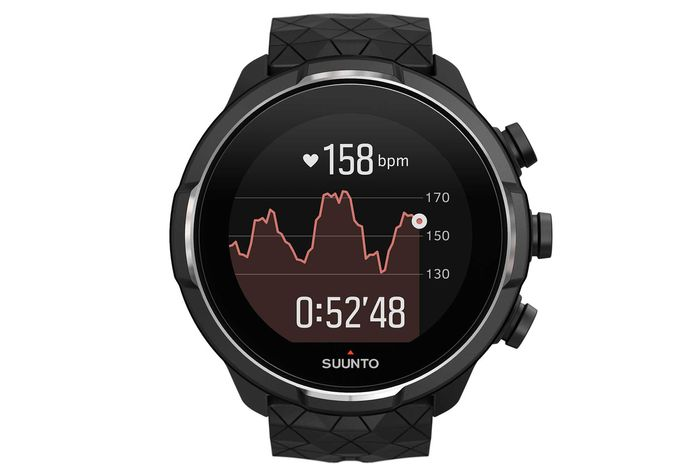 Športové hodinky SUUNTO 9 Baro meranie tepu
