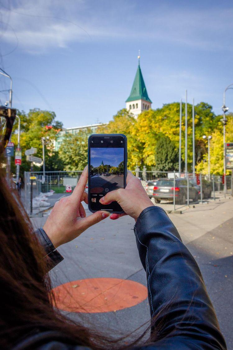 Fotenie pomocou iPhone X