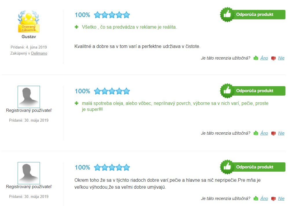 Skúsenosti a recenzie so Setom riadov Starter (4 ks) Stone Legend CopperLUX