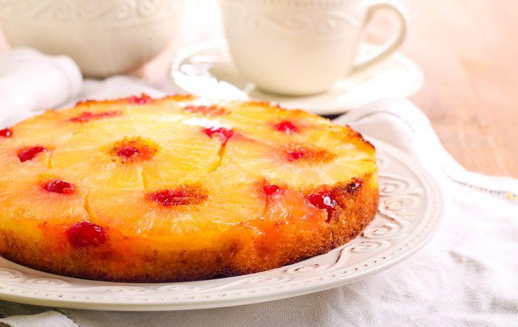 Ananásový koláč