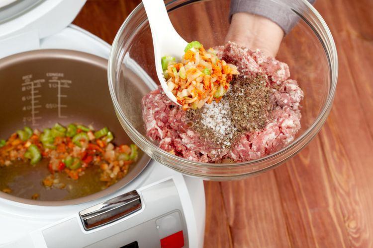Objem pomalého hrnca - slow cooker