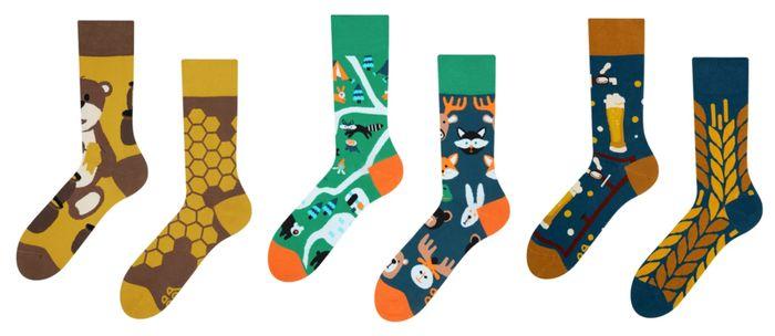 Veselé ponožky Dedoles Black Friday