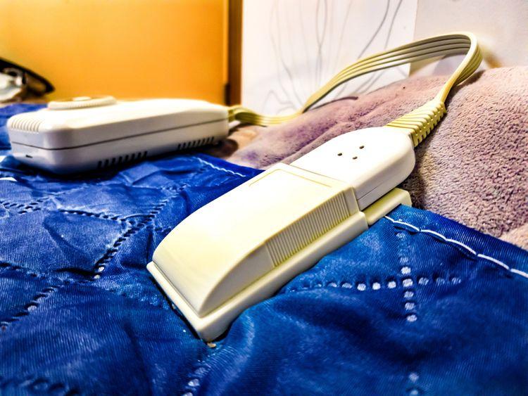 Ovládanie elektronickej deky