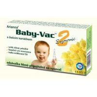 Arianna Baby Vac 2 – odsávačka hlienov