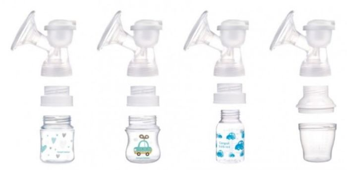 Elektrická odsávačka mlieka Canpol Babies EasyStart