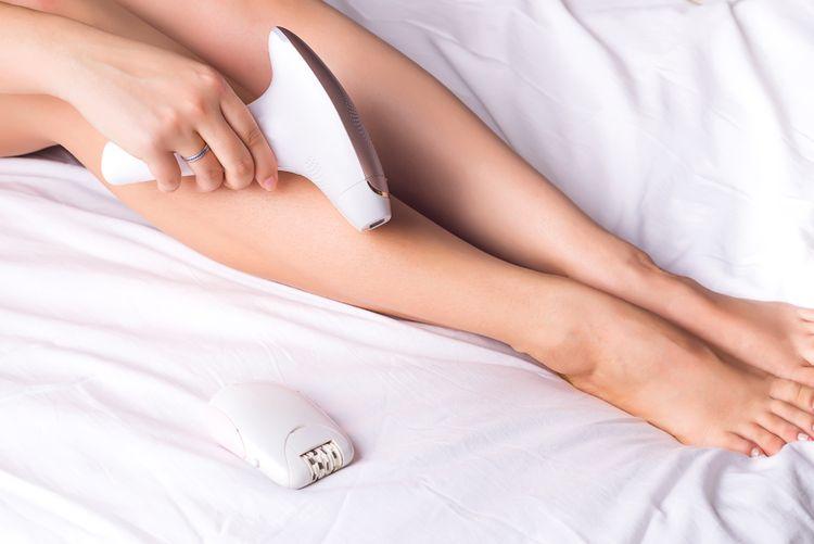 Ako používať IPL epilátor? Má nežiaduce účinky v tehotenstve?