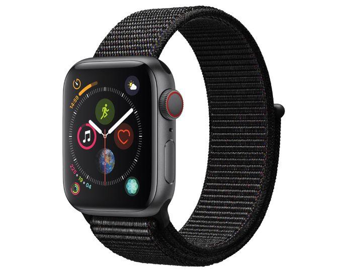 Športové hodinky Apple Watch Series 4 Nike+ 40 mm