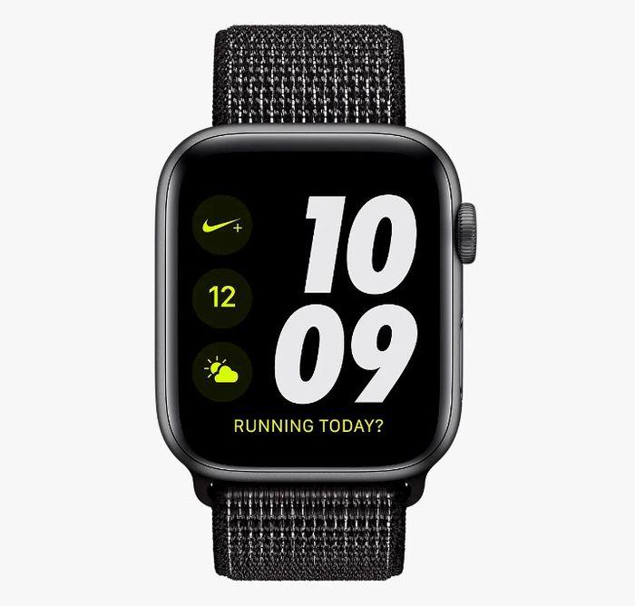 Smart hodinky Apple Watch Series 4 Nike+
