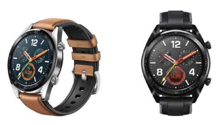 Huawei Watch GT inteligentné hodinky v 2 farebných prevedeniach