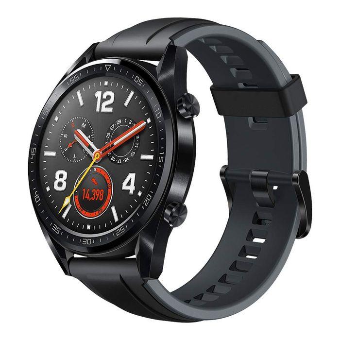 Inteligentné hodinky Huawei Watch GT v čiernom prevedení