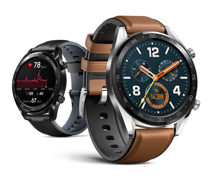 Huawei Watch GT recenzia