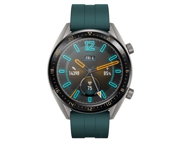 Smart hodinky Huawei Watch GT v zelenom prevedení