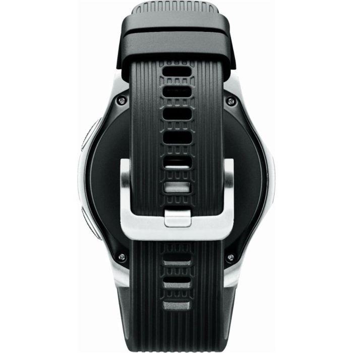Silikónový remienok inteligentných hodiniek Samsung Galaxy Watch 46 mm