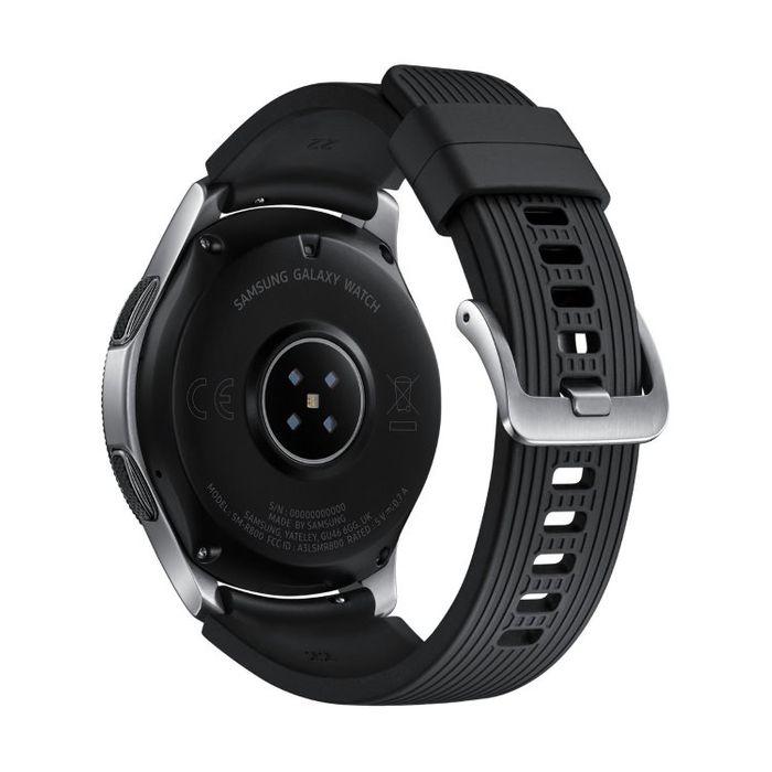 Samsung Galaxy Watch optický senzor