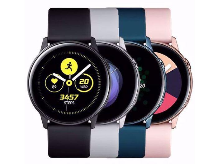 Samsung Galaxy Watch Active SM-R500 4 farebné prevedenia