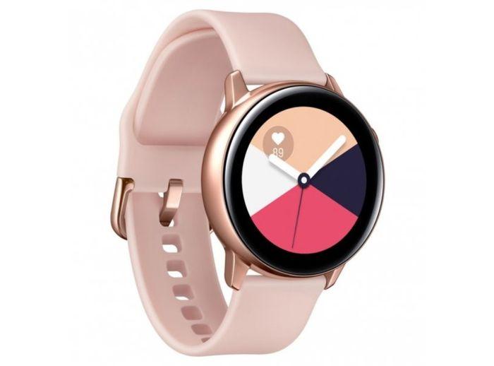 Inteligentn hodinky Samsung Galaxy Watch Active SM-R500 s dotykovým displejom