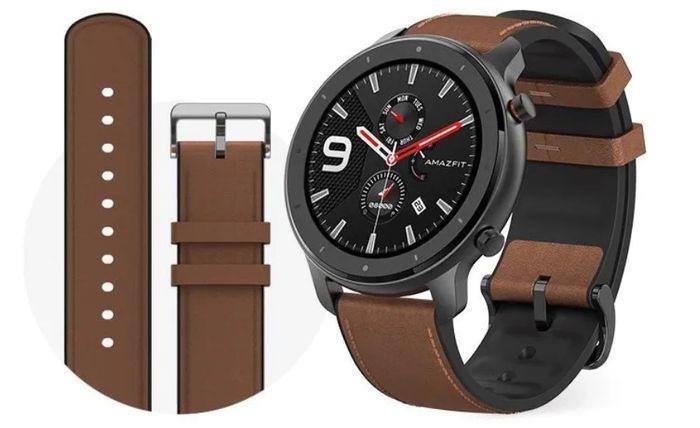 Smart hodinky Xiaomi Amazfit GTR 47 mm s anglickým menu