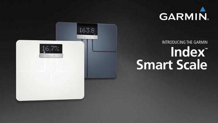 Diagnostická váha Garmin Index Smart Scale