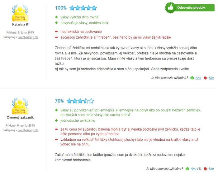 Recenzie a skúsenosti so žehličkou na vlasy L'Oréal Professionnel Steampod 2.0 Retail