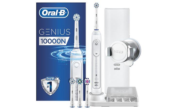 Oral-B Genius 10000N White recenzia