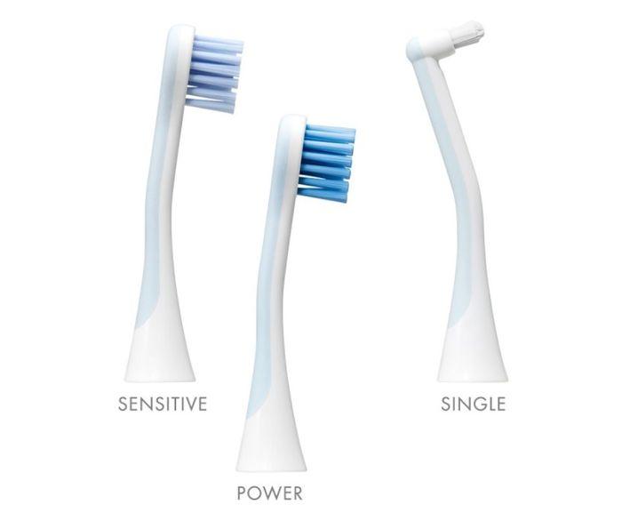 Nadstavce na čistenie zubov Curaprox Hydrosonic Ortho