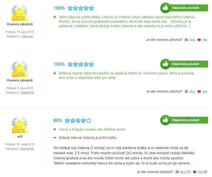 Recenzie a skúsenosti so sonickou zubnou kefkou Xiaomi Mi Sonic Electric Toothbrush