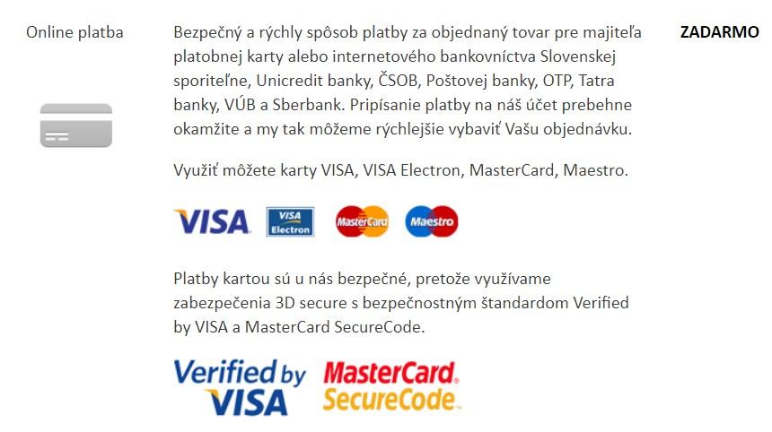 nazuby.sk možnosť platby kartou