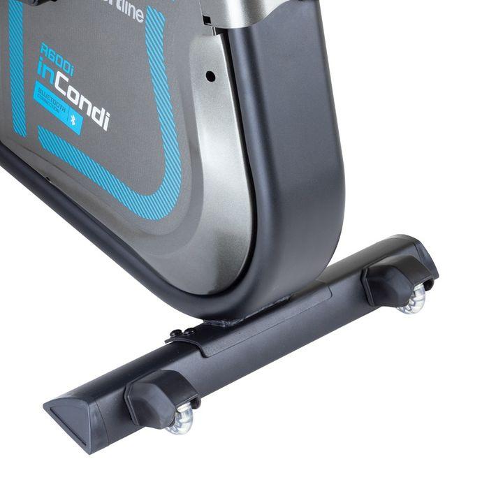 Rotoped inSPORTline inCondi R600i disponuje kolieskami pre ľahšiu manipuláciu