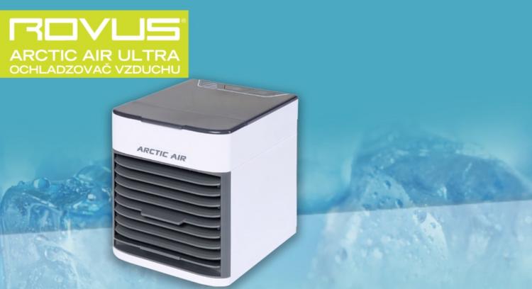 Prenosný ochladzovač vzduchu Ultra Rovus