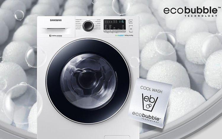 Samsung WD80M4A43JW EcoBubble
